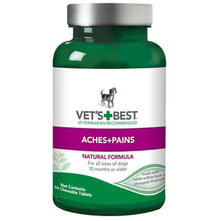 Vet's Best Dog Aches and Pains Supplement