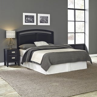 Prescott Queen/ Full Headboard & Night Stand by Home Styles