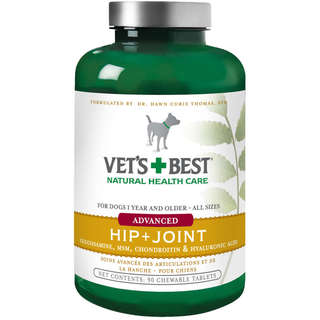 Vet's Best Dog Advanced Hip and Joint Supplement