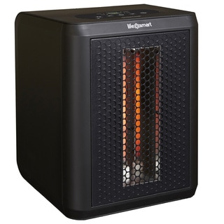 Lifesmart Tabletop Infrared Heater Fan
