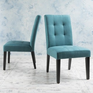 Bronson Tufted Fabric Dining Chair (Set of 2) by Christopher Knight Home|https://ak1.ostkcdn.com/images/products/13770307/P20423783.jpg?_ostk_perf_=percv&impolicy=medium