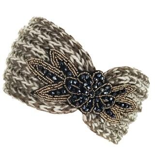 Kate Marie Carrie Flexible Knit Headband