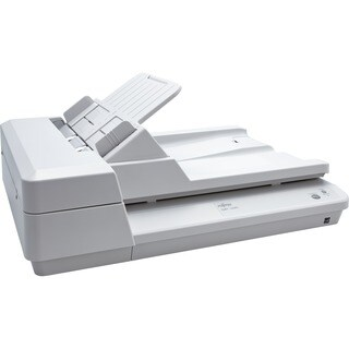 Fujitsu SP-1425 Sheetfed/Flatbed Scanner - 600 dpi Optical