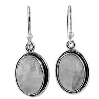 Handmade Sterling Silver 'Lunar Goddess' Rainbow Moonstone Earrings (India)|https://ak1.ostkcdn.com/images/products/13774661/P20426152.jpg?impolicy=medium