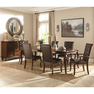 Strasbourg Elegant Traditional French Style 8-piece Dining Set with Server