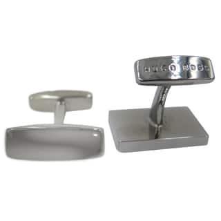 Hugo Boss Marold Silver Brass Cufflinks|https://ak1.ostkcdn.com/images/products/13775967/P20428728.jpg?impolicy=medium