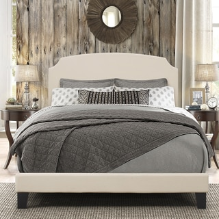 Hillsdale Furniture Addison Bed In One, Linen Fabric