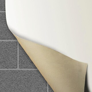 White Pre-pasted Wall Liner