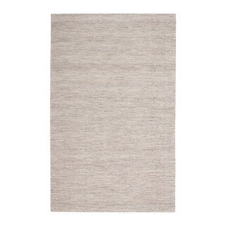 Jani Anthe Tan Natural Fibers Handwoven Rug (9' x 12')
