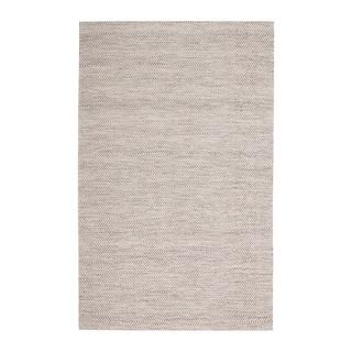 Jani Anthe Tan Natural Fibers Handwoven Rug (8' x 10')