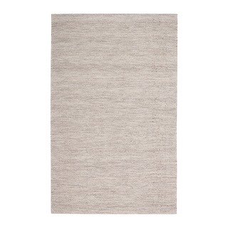 Jani Anthe Tan Natural Fibers Handwoven Rug (5' x 7')