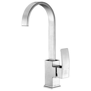 ANZZI Opus Series Single-handle Standard Kitchen Faucet in Brushed Nickel