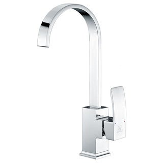ANZZI Opus Series Single-Handle Standard Kitchen Faucet in Polished Chrome