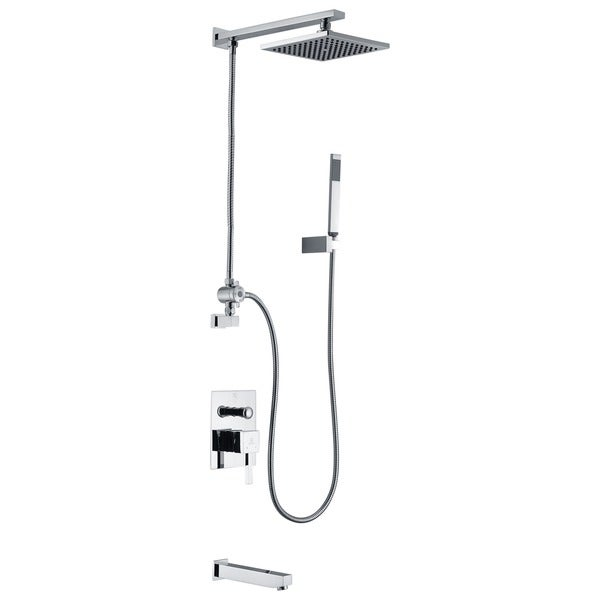 ANZZI Byne 1 handle 1 spray Tub and Shower Faucet with Sprayer