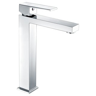 ANZZI Enti Single-handle Vessel Bathroom Faucet in Polished Chrome