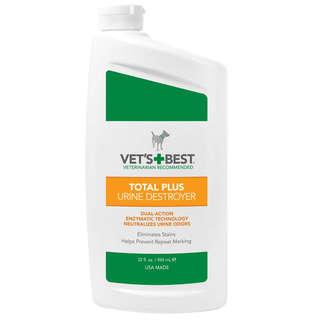 Vet's Best Pet Total Plus Pet Urine Destroyer