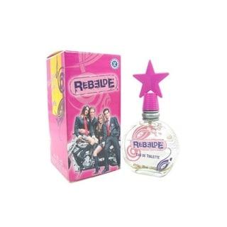Rebelde Mia Girl's 1.7-ounce Eau de Toilette Spray