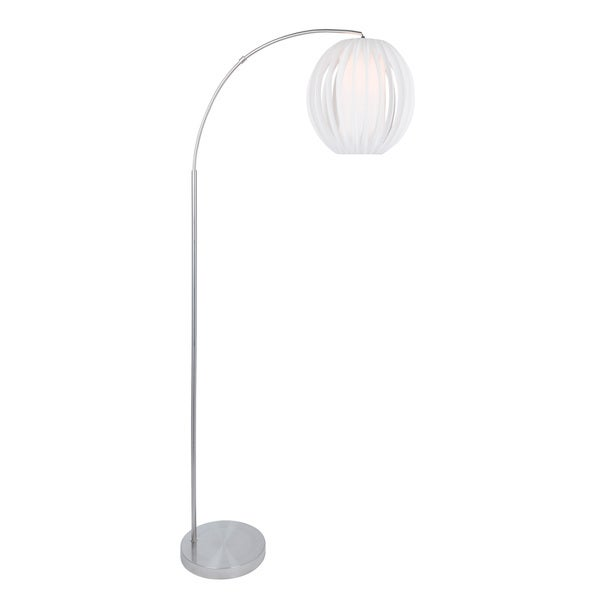 Lite Source 1-Light Deion Floor Arch Lamp