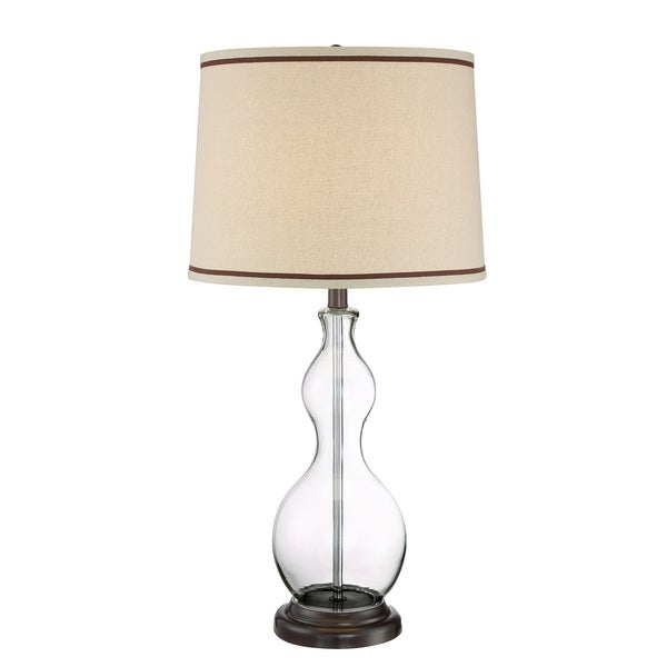 Lite Source 1-Light Carolina Table Lamp
