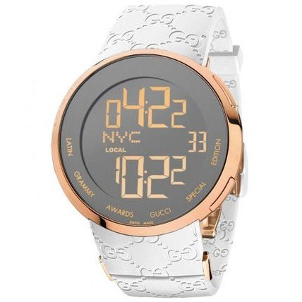 0a2f802dc4f Shop Gucci Women s I-Special Latin Grammy YA114225 Watch - Free Shipping  Today - Overstock - 13777782