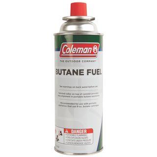 Coleman 8-ounce Butane Fuel Cylinder
