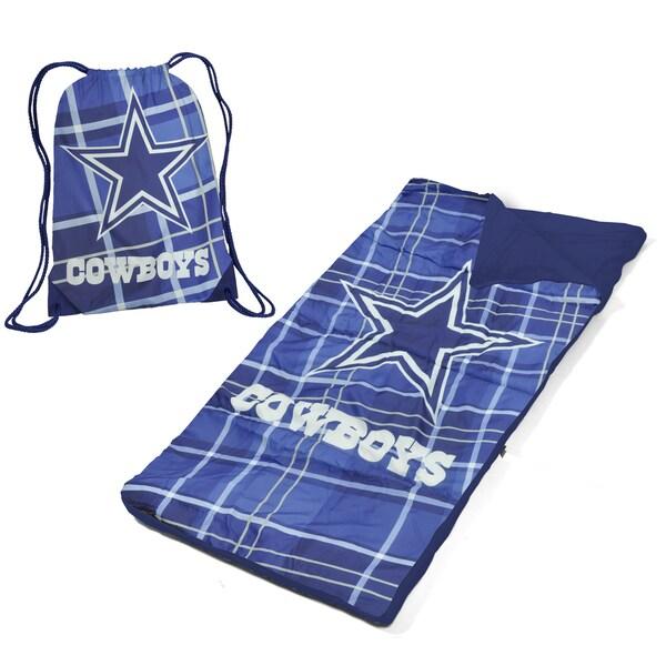 Dallas Cowboys Nap Mat with Drawstring Bag