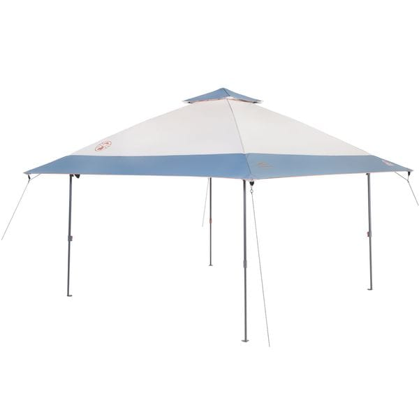 Coleman All Night White Instant Lighted Eaved Shelter