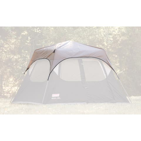 Coleman 4-person Instant Nylon Tent Rainfly Accessory (Rainfly Only)