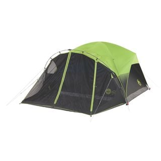 Coleman Carlsbad Fast Pitch Green Nylon 6-person Dome Tent With Screen Room  sc 1 st  Overstock.com & Coleman Tents u0026 Outdoor Canopies For Less | Overstock.com