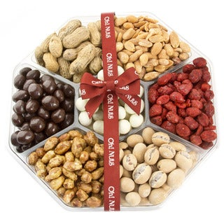 7-section Assorted Peanut Gift Tray