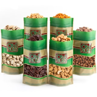 Mixed Nuts Variety Gift Box