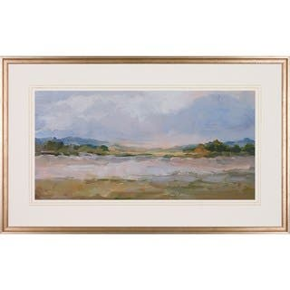 Art Virtuoso Ethan Harper 'May Skies' Framed Art Print