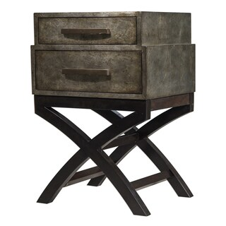 Uttermost Cambelle Stacked Drawers Accent Chest
