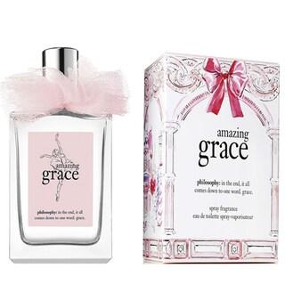 Philosophy Nutcracker Amazing Grace Women's 2-ounce Eau de Toilette Spray