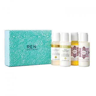 Ren Clean Skincare Mini Body Kit 4-piece Set
