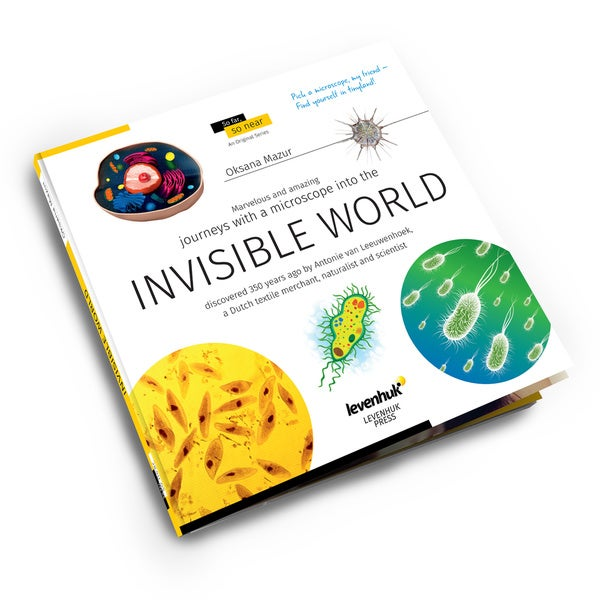 Invisible World Knowledge Book