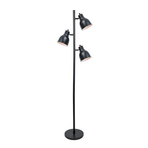 Lite Source 3-Light Galvin Floor Lamp