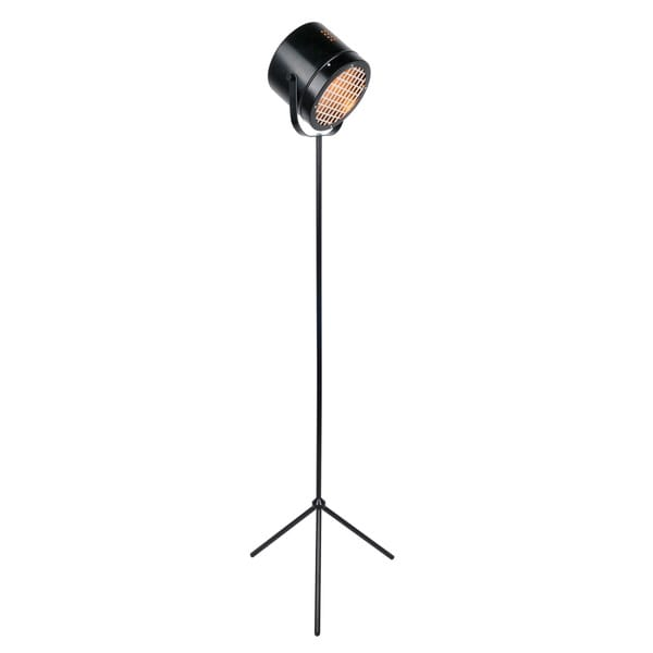 Lite Source 1-Light Lucine Director's Floor Lamp