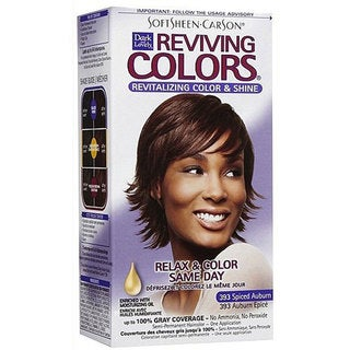 SoftSheen-Carson Dark Lovely Reviving Colors Nourishing Hair Color