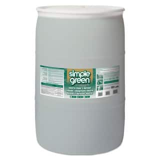 Simple Green Industrial Cleaner & Degreaser, Concentrated, 55 gal Drum|https://ak1.ostkcdn.com/images/products/13779928/P20432085.jpg?impolicy=medium