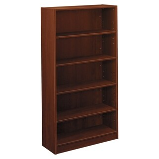 BL Laminate Series Five Shelf Bookcase, 32w x 13 13/16d x 65 3/8h