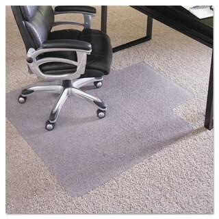 """ES Robbins 45x53 Lip Chair Mat, Performance Series AnchorBar for Carpet over 1"""""""