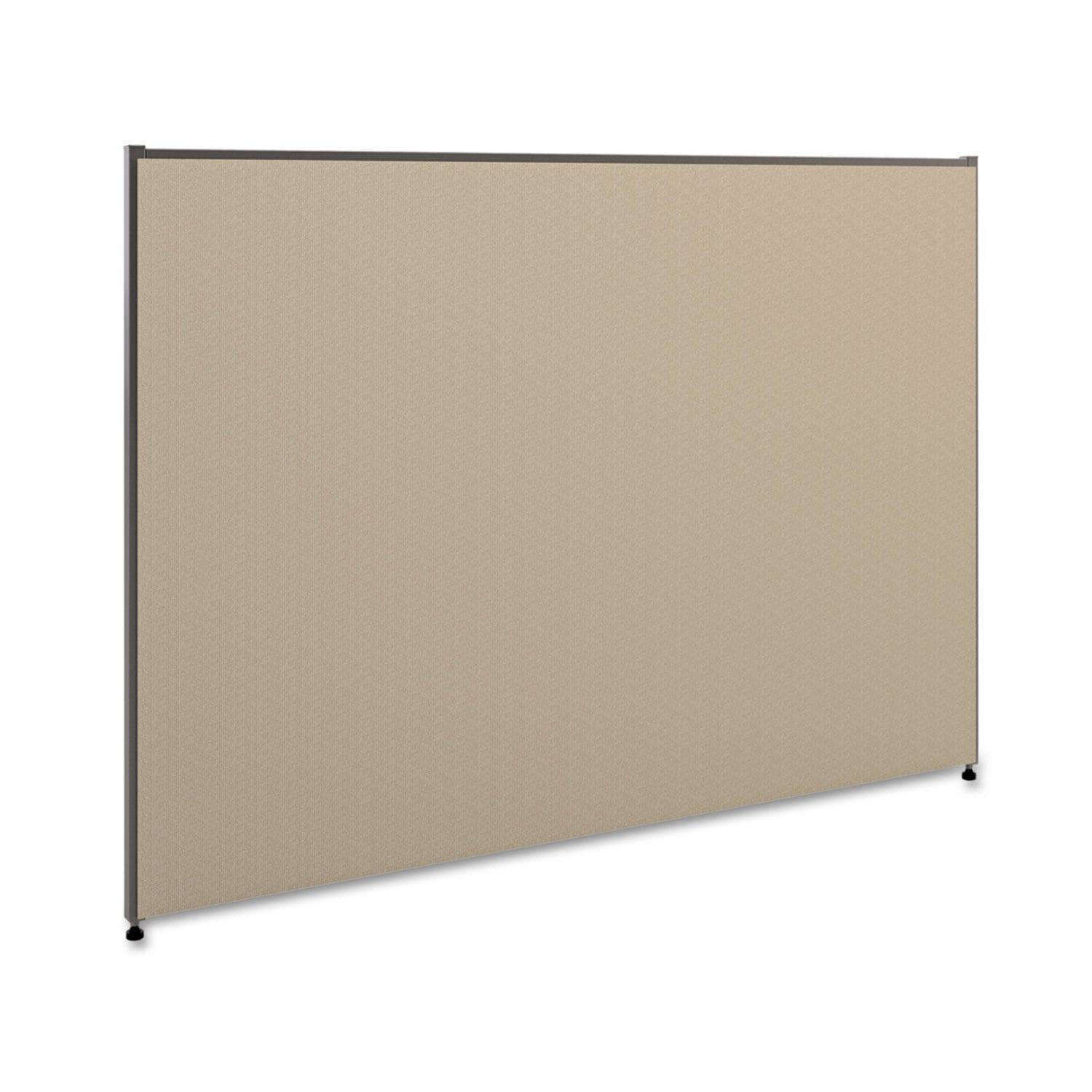 BASYX Versé Office Panel, 60w x 42h, Grey (Grey)