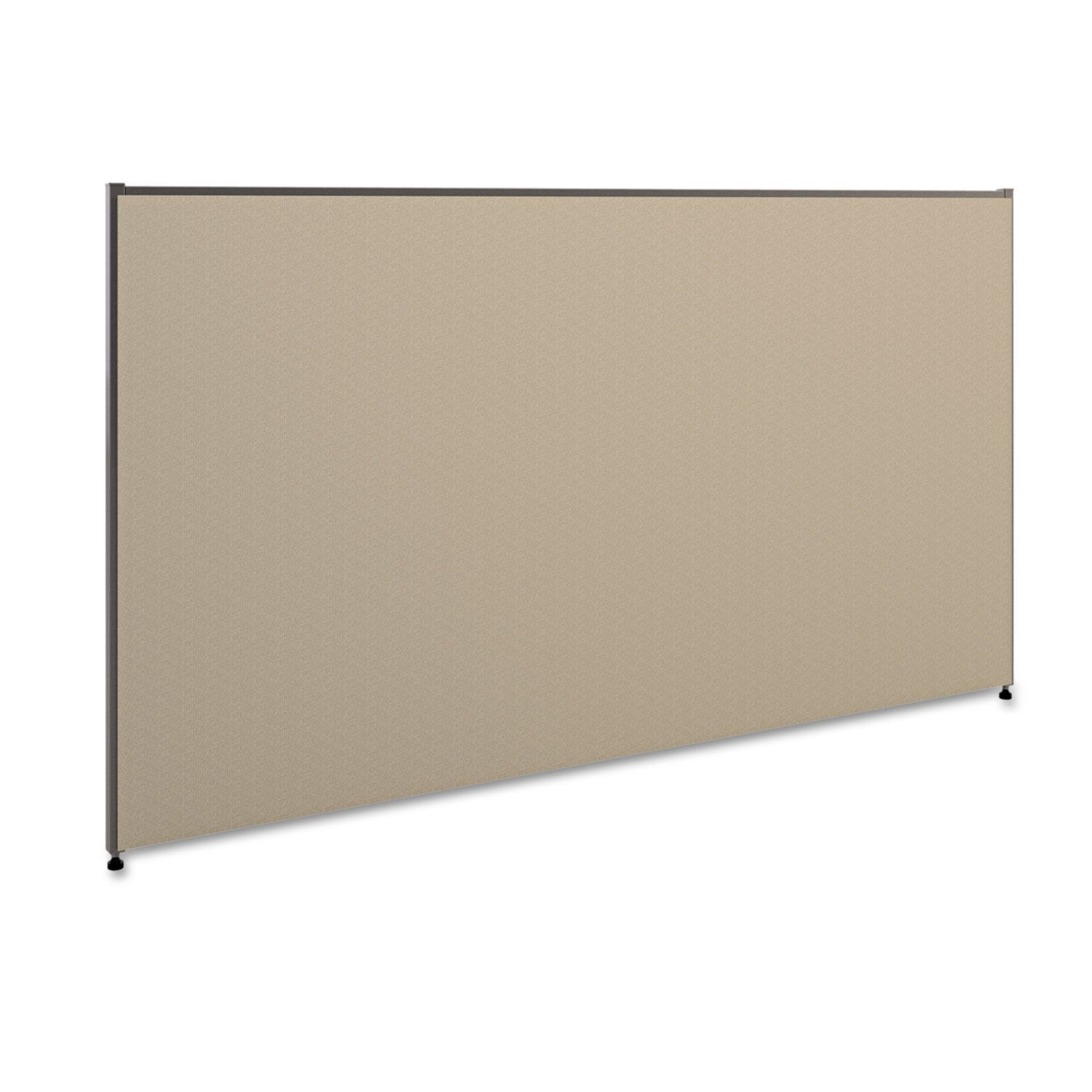 BASYX Versé Office Panel, 72w x 42h, Grey (Grey)