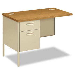 HON Metro Classic Series Workstation Desk Return, Left, 42w x 24d