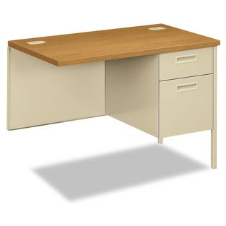 HON Metro Classic Series Workstation Desk Return, Right, 42w x 24d
