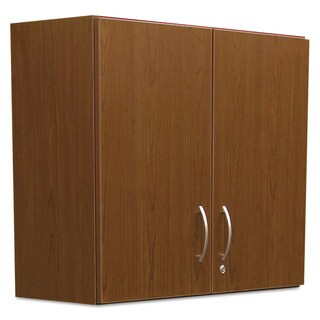 Alera Plus Hospitality Wall Cabinet, Two Doors, 36w x 14 3/16d x 29 3/4h