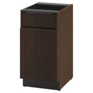 HON Hospitality Single Base Cabinet, Door/Access Panel, 18 x 24 x 36, Mocha|https://ak1.ostkcdn.com/images/products/13780199/P20432330.jpg?impolicy=medium
