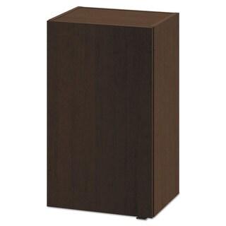 HON Hospitality Wall Cabinet, One Door, 18w x 14d x 30h, Mocha|https://ak1.ostkcdn.com/images/products/13780203/P20432333.jpg?_ostk_perf_=percv&impolicy=medium
