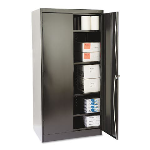 "Tennsco 72"" High Standard Cabinet, 36w x 24d x 72h"